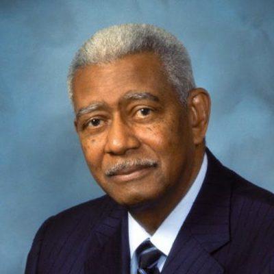 a portrait of Rev. Dr. Otis Moss