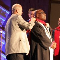 United Recognizes Bishop Gregory V. Palmer with Honorary Doctor of Divinity