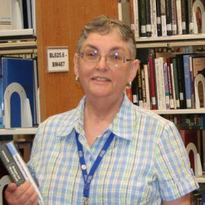 portrait of Dr. Sarah Brooks Blair