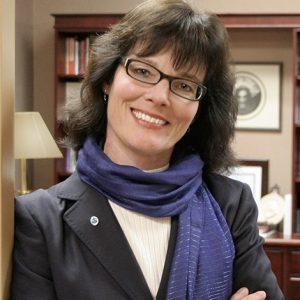 portrait of Dr. Wendy Deichmann