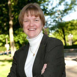 Portrait of Dr. Lisa Hess