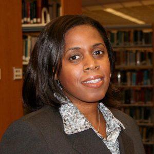 portrait of Dr. Vivian Johnson