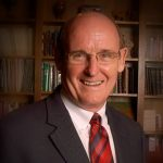 portrait of Kent Millard President of United Theological Seminary in Dayton Ohio