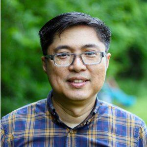 portrait of Dr. Luther Oconer