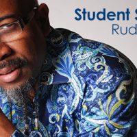 Student Spotlight: Rudy Rasmus
