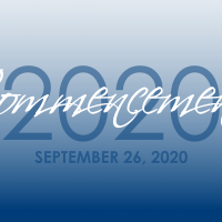 2020 Commencement to be held virtually