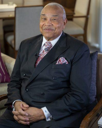 Dr. Harold Hudson