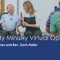 Disability Ministry Virtual Open Day